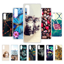 For OPPO Find X2 Case Soft TPU Painting Silicone Case For Find X2 Pro FindX2 Find X2Pro Case For OPPO Find X2 Pro Coque Funda