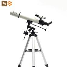 Youpin BEEBESTกล้องโทรทรรศน์ดาราศาสตร์XA90 Professionalกลางแจ้งHDหักเหซูมกล้องโทรทรรศน์Finderscope Monocularสำหรับพื้นที่