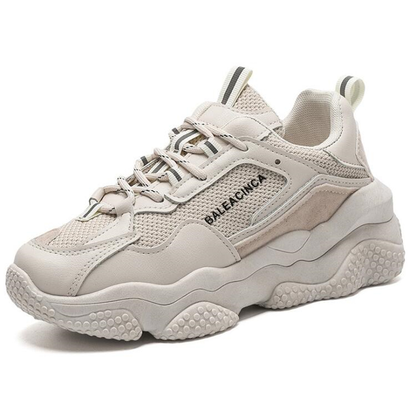 Womens Shoes Casual Sneakers Women Fashion Wedge Platform Vulcanized Ladies Female Brand Luxury Shoes Women Designers Sneakers
