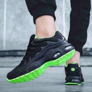 Image 2 - Vier Seizoenen Jeugd Mode Trend Schoenen Mannen Casual Hot Verkoop Sneakers Mannen Nieuwe Kleurrijke Schoenen Mannelijke Big Size 39 47 Zapatillas Hombre
