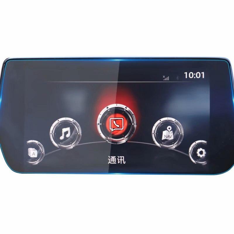 Car Navigation Tempered Glass Screen Protective Film For Mazda6 Mazda 6 Atenza GJ GL2013 2014 2015 2016 2017 2018 2019 2020