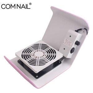 Image 3 - 네일 먼지 수집가 매니큐어 세트 기계 UV 젤 매니큐어 클리너 매니큐어 도구 진공 청소기 키트 2 먼지 수집가 가방