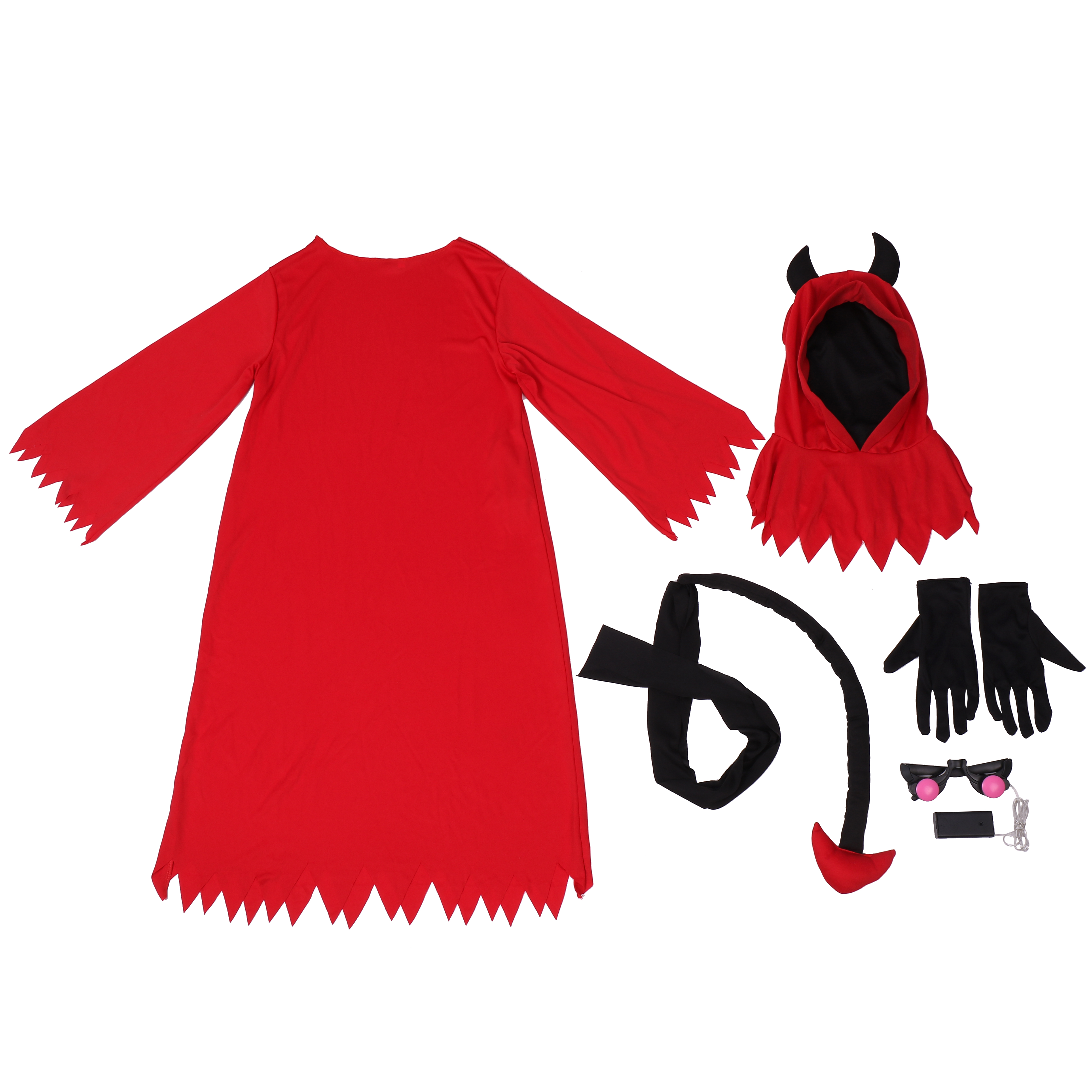 The Boys Fade In Out Devil Costume Kids Halloween Party Dress-up 4