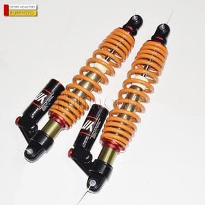 Image 2 - 2pcs front and 2pcs rear shock fit for CFX10/CF850ATV/ CFORCE 850 XC  9AWA 051600/9AWA 061600 570MM lENGTH