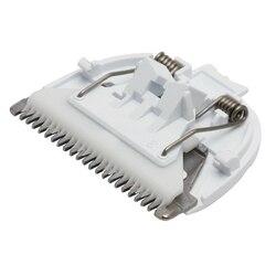 1 sztuk spinki do włosów wymiana ostrza Assy głowice dla Philips HC1055 HC1066 HC1099 HC1088 trymer do włosów