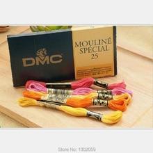 300 pcs DMC Cross Stitch Thread Floss เลือกใดๆสี