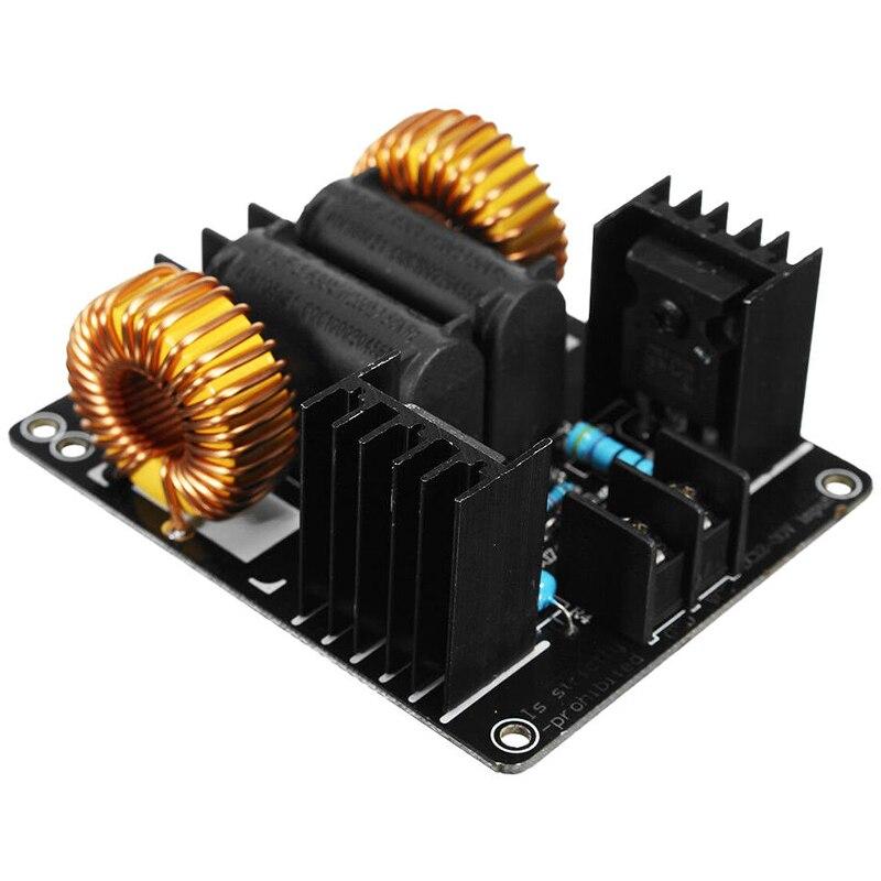 AD 1000W 20A ZVS низковольтная плата нагревательный модуль Индукционная плата нагревательный модуль Flyback водонагреватели|Запчасти для электроводонагревателей|   | АлиЭкспресс