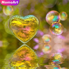 MomoArt Diamond Embroidery Cartoon Painting Full Square New Arrival Picture Of Rhinestone Decoration Home