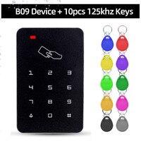B09 and 10 keys