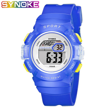 Brand Kids Watches Alarm Sports Waterproof Multi-functional Student Gi