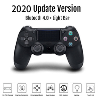 ワイヤレスゲームパッド Bluetooth PS4 用コントローラ用プレイステーション 4 コンソール Ps 4 デュアルショックビデオゲーム