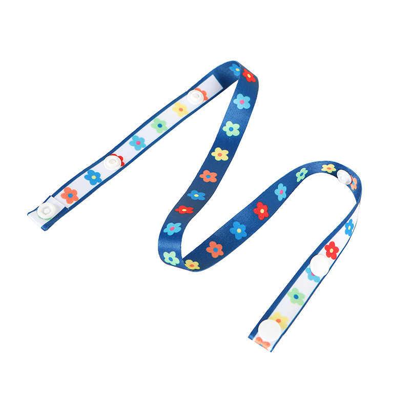 1 adet ayarlanabilir yüz maskesi kordon kullanışlı kullanışlı tutucu halat anti-kayıp damla maskesi asılı boyun halat halter halatlar maskesi askısı