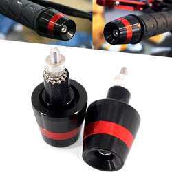 For HONDA CBR600RR CBR1000RR CB1000R CBF1000 CB1000 CB150R CB300R CBR500R CBR250R Motorcycle CNC Handlebar Grips Ends Caps Cover