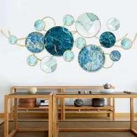 Calcomanías de mármol 3D creativas para decoración del hogar, Mural de vinilo removible, arte para la casa, pegatinas de pared autoadhesivas