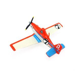 Image 4 - 디즈니 Pixar Planes 먼지가 많은 Crophopper El Chupacabra Skipper Skipper Ripslinger 금속 다이 캐스트 비행기 어린이 장난감