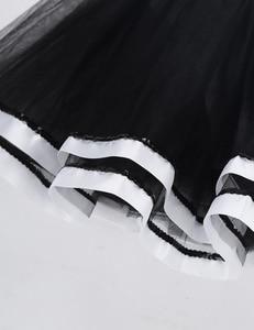 Image 4 - Iiniim Kinder Mädchen Moderne Dancewear Kostüm Größte Show mann Phantasie Glänzende Pailletten Dekorative Taste Gymnastik Trikot Tutu Kleid