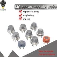 MQ серии Сенсор s MQ135 MQ2 MQ3 MQ5 MQ7 обнаружения газовый датчик, детектор Сенсор детектор MQ-135 MQ-2 MQ-3 MQ-5 MQ-7 DIP