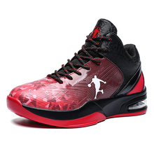 Shoes Boots Basketball-Shoes Sports High-Top Training Outdoor Unisex Non-Slip Men Air-Cushion