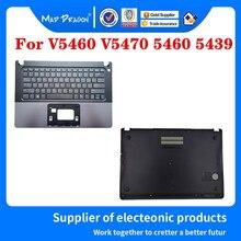 Laptop Bottom Base Bottom Cover Montage Polssteun Toetsenbord Voor Dell Vostro V5460 V5470 5460 5470 V5480 5480 5439 0KY66W KY66W