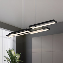 UMEILUCE 40W Led Pendant Light Hanging Lamp for Dining Room Bar Counter OffIce Alumiunm Lighting Fixture 36 Inches