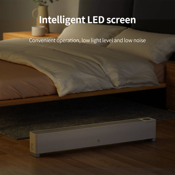 Xiaomi Mijia baseboard electric heater E household electric heating smart thermostat heater controlled by Mijia APP
