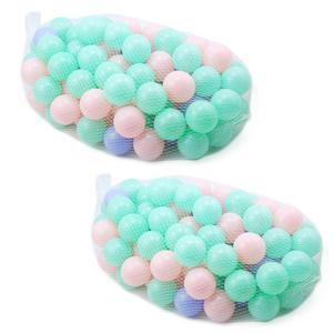 Image 4 - 50/100/200pc Baby Color Ocean Balls for Swimming Pool Childrens Swimming Toys PlastIc Ball Pit For Play House Outdoors Tents