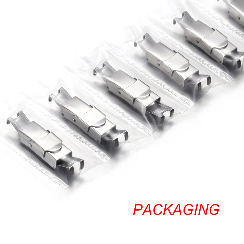 ARRICRAFT 10pcs Stainless Steel Cord Ends 2 Holes 4mm Cord Clasps for Leather Cord Jewelry Making