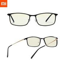 Original Xiaomi Mijia Anti blue rays Glass Goggles Anti Blue Glasses 40% UV Eye Protector For Man Woman Play Phone/Computer/Game