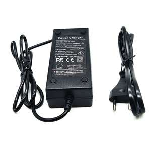 Battery-Charger Lithium-Li-Ion-Charger Electric-Bike Output 42v 2a for 10S 36V Input-100-240-Vac