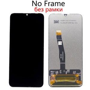 Image 5 - 100% oryginalny wyświetlacz dla Huawei Honor 10 Lite LCD + rama ekran dotykowy wyświetlacz Digitizer dla honor 10i Lcd HRY LX1 HRY LX2 LCD