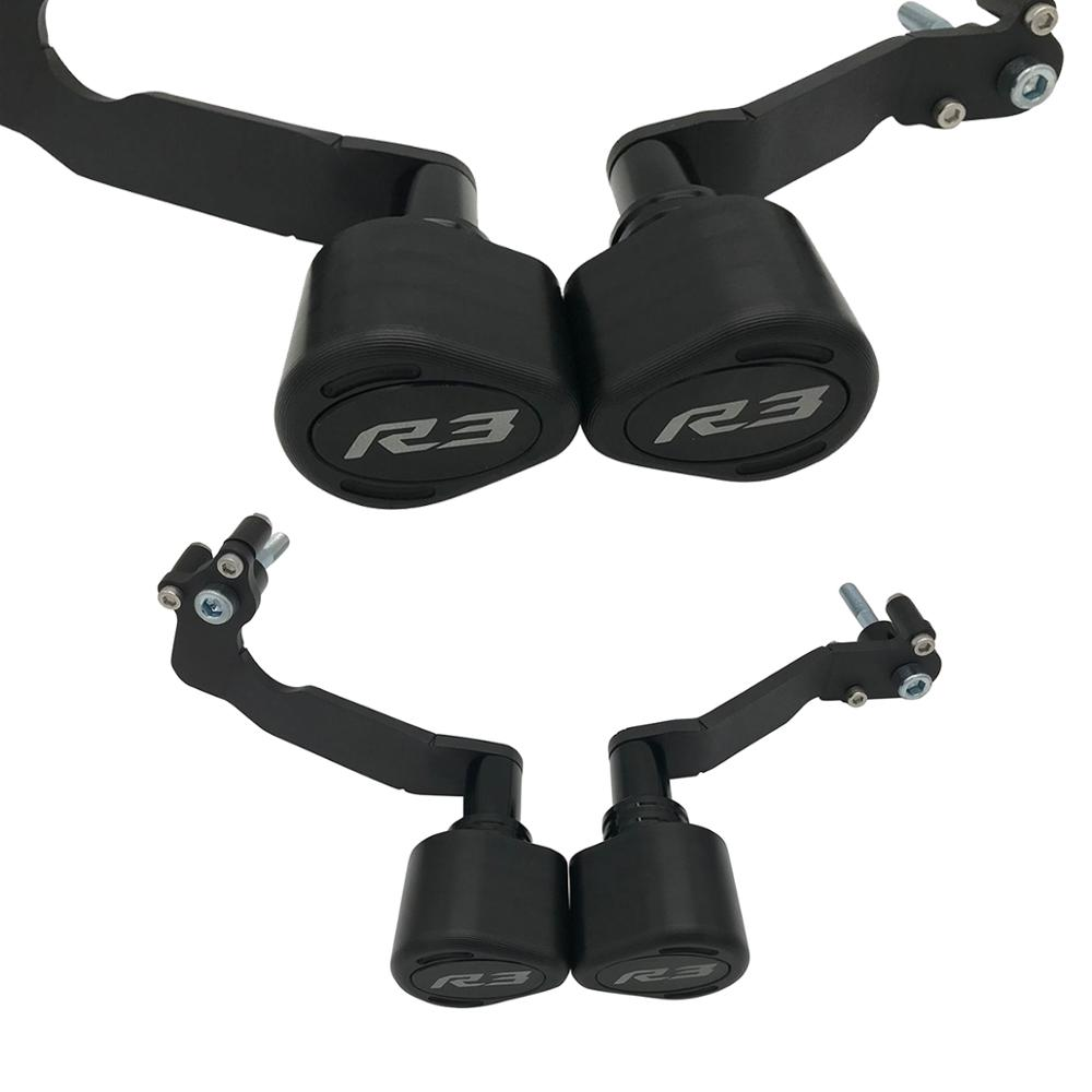 The Greatest Durability Motorcycle Elbow Slider black