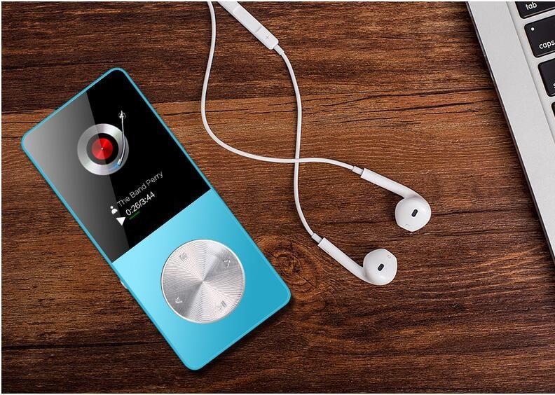 2021 Aluminium 16Gb MP3 Speler Met Ingebouwde Luidspreker Hifi Speler Walkman Mp 4 Spelers Video Lossless muziek Mp4 Speler 6
