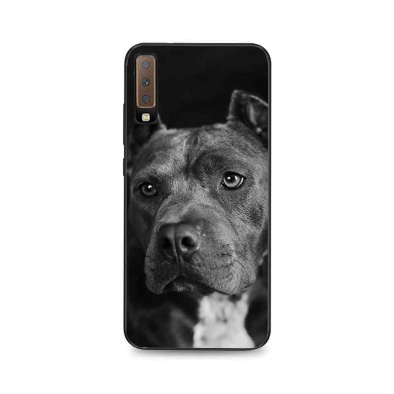 Babaite Pit Bull Indah Hewan Peliharaan Anjing Pitbull Shell Ponsel Case untuk Samsung A51 A71 A40 A50 A70 A10 A20 A30 a6 A7 A8 A9