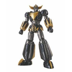 Image 4 - BANDAI Robot ovni HG 1/144, noir, or, Grendizer GUNDAM, Rare Spot à assembler, jouets pour enfants, figurines de dessin animé