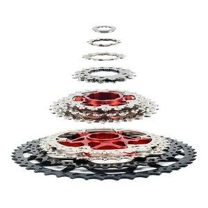Image 4 - MTB kaset 10 11 12 hız 11 40T 42T 46T 50T dağ bisikleti Freewheel bisiklet dişlisi shimano SRAM için SUNRACE bisiklet parçaları