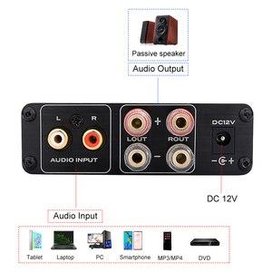 Image 3 - Ta2020 hifi 디지털 파워 앰프 av 파워 앰프 2.0 채널 스테레오 20wx2 사운드 앰프 홈 시어터 용 오디오 앰프