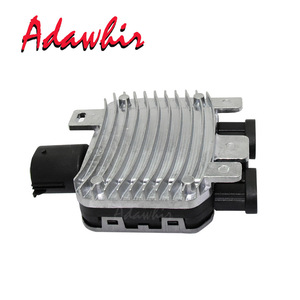 Image 4 - For LAND ROVER FREELANDER 2 FORD FOCUS 940009402 940008501 940004303 940004204 940008500 Cooling Fan Control Module