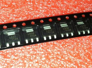 10 sztuk partia LD1117S33TR LD1117 ekran LD33 SOT-223 w magazynie tanie i dobre opinie CazenOveyi Nowy Other International standard ESP32 ESP8266 DIY KIT DC-DC STM32