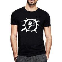 Triditya ht0303# Виктор Цой футболка мужская майка черная футболкамужская