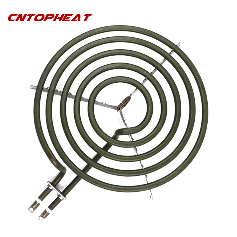 Stainless steel electric tubular heater 220v 1900w oven heater stove heating element