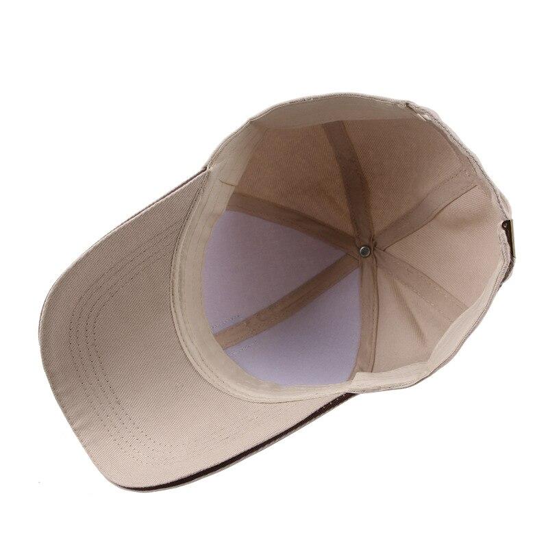 7 Colors Mens Golf Hat Basketball Caps Cotton Caps  Men Baseball Cap Hats for Men and Women Letter Cap 5