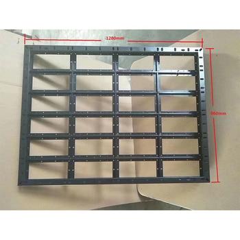 Armario simple Led L1280 * W960 * H80mm adecuado para LED moduleP10 P5