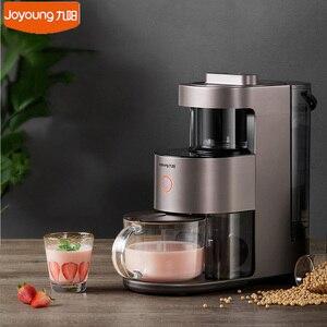 Image 1 - Joyoung Y1 Automatisch Voedsel Blender 220V Huishoudelijke Intelligente Voedsel Mixer Zelfreinigende Hot Sterilisatie Sojamelk Maker