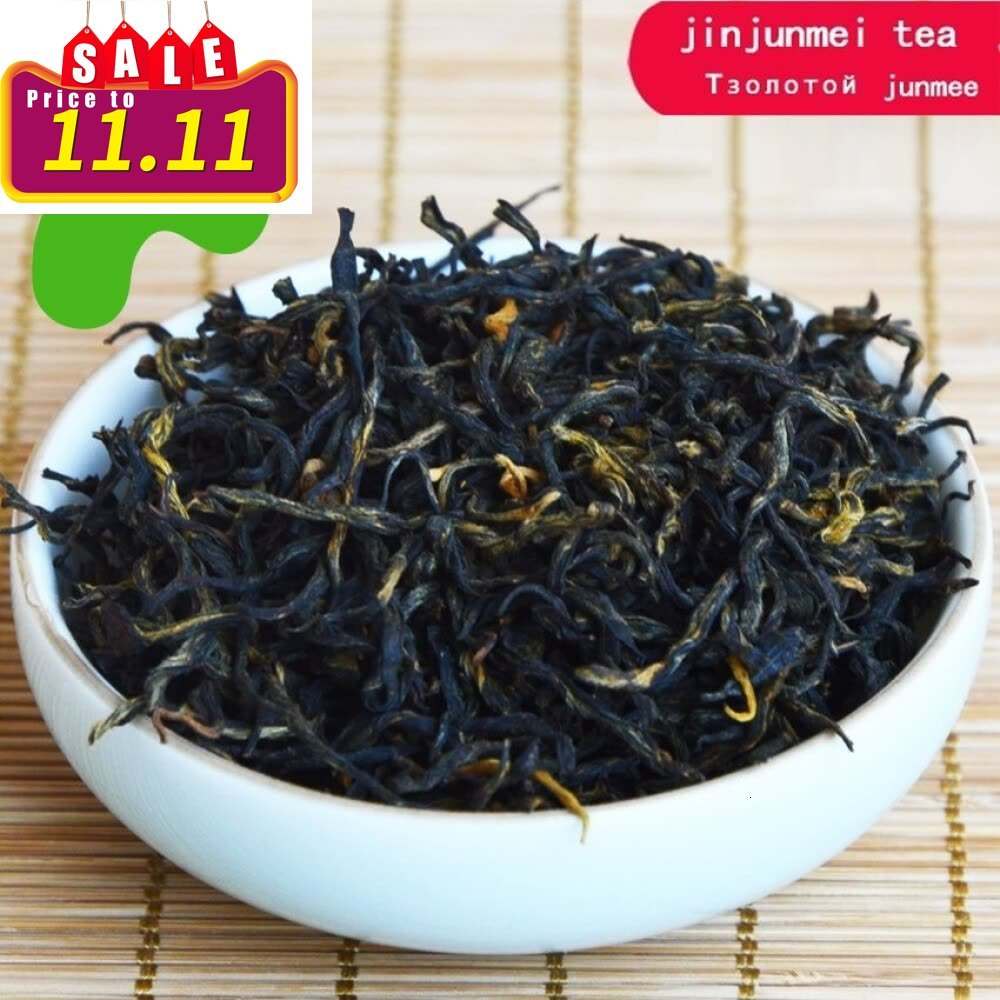 250g High Quality Jinjunmei Black Tea Kim Chun Mei 250g High Quality Jinjunmei Black Tea To Loose Weight China Green Food