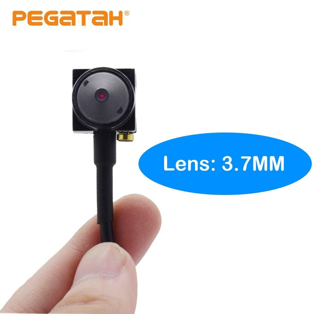 Image 2 - Caméra Super Mini 1080P 720p HD AHD  Caméra de vidéosurveillance de sécurité à faible éclairage 2 mp 0.1 lux avec objectif Sony 322 et sortie AudioCaméras de surveillance   -