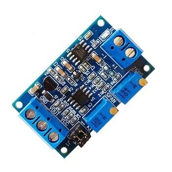 Current To Voltage Module 0/4-20mA To 0-3.3V 5V 10V Voltage Transmitter 10166