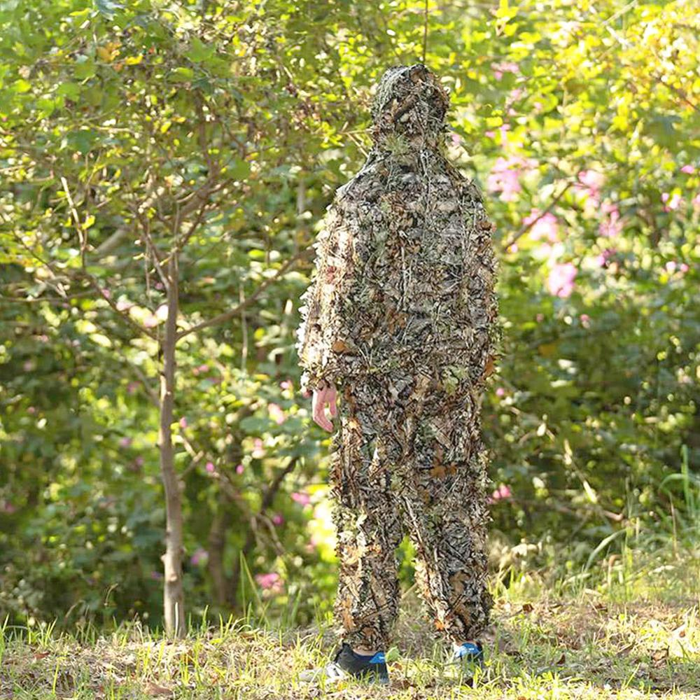 Camouflage Clothing Jacket and Pants 1