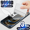 3Pcs Full Cover Hydrogel Film For Realme GT Neo 8 7 6 5 Pro Screen Protector X2 X50 X7 Pro C3 C11 C12 C15 V5 Not-Tempered Glass