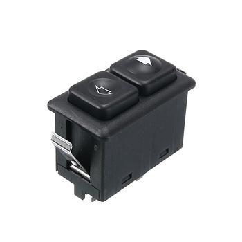 1pc High Quality 5 Pin Power Window Switch Sunroof Switch 61311381205 Black For BMW E24 E28 E30 L6 M5 325i 635CSi image