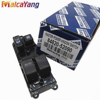 Ricambi Auto 84820-52090 8482052090 Finestra Regolatore di Potenza Interruttore Principale Per Toyota Yaris Echo Verso